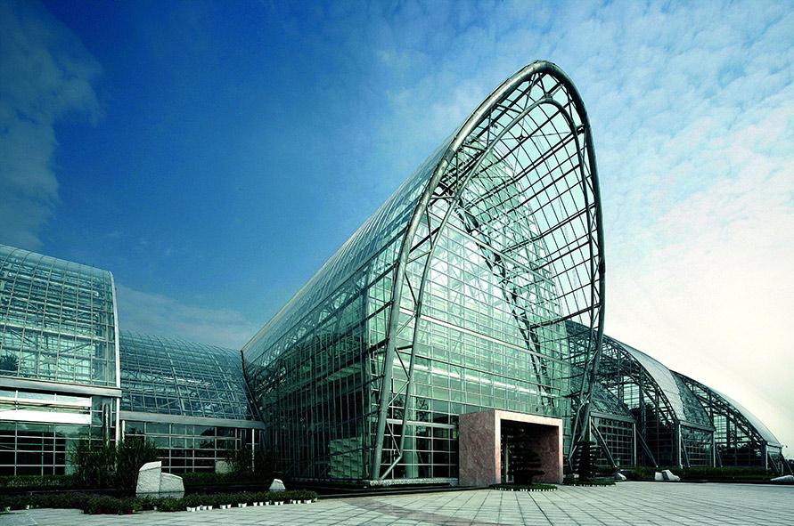 重庆南山植物园 - 杭州恒达钢构股份有限公司